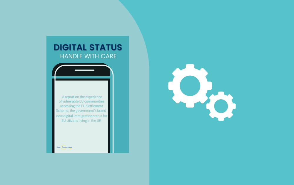 """Digital Status: Handle with care"" our new report"