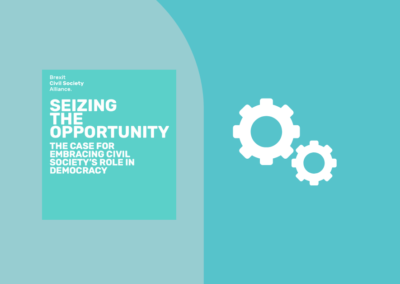 Seizing the Opportunity: new report by Brexit Civil Society Alliance