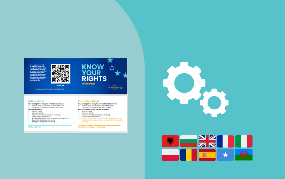 Know Your Rights cards