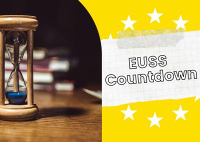The EU Settlement Scheme approaches its last month